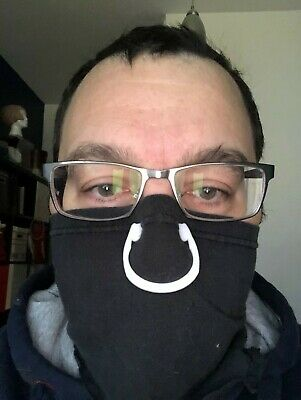 MASK NOSE CLIP Keep your glasses from fogging up! You Must Read The Description!