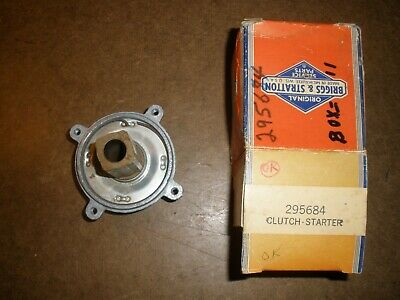 Briggs & Stratton Gas Engine Starter Clutch 295684 Early Type New Old Stock