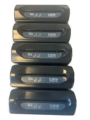 LOT OF 5 E-SEEK M200  BARCODE Card Scanner Reader