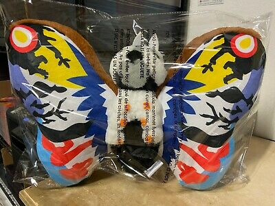 """MOTHRA GODZILLA 22"""" JUMBO PLUSH TOHO OFFICIAL EXCLUSIVE LICENSED w/ TAGS IN HAND"""