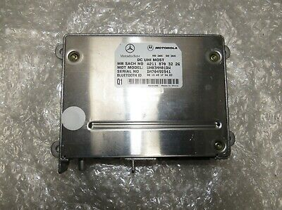 Mercedes W169 W245 W203 W211 W164 Steuergerät Bluetooth Interfacebox A2118703226