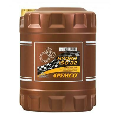 PEMCO 10 Liter Hydro ISO 32 Hydrauliköl DIN 51524-2 AFNOR (FRANCE) NF E 48-603