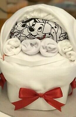 Baby Nappy Cake Crib Cot Cute Gift Baby Shower  Harry Potter