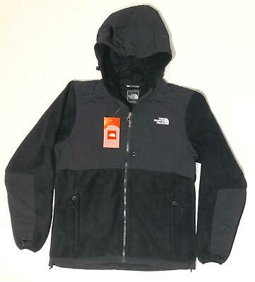 The North Face Denali Hooded Women's Fleece Jacket Brand New Free Shipping