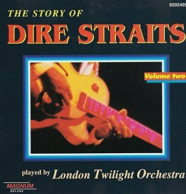 Dire Straits + CD + Story of Dire Straits 2 played by London Twilight Orchestra