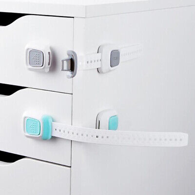 Baby Safety Locks Child Proof Cabinets Drawer Closet Fridge Protection Lock LI