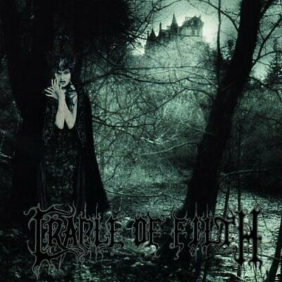 Cradle of Filth + CD + Dusk and her embrace (1996)