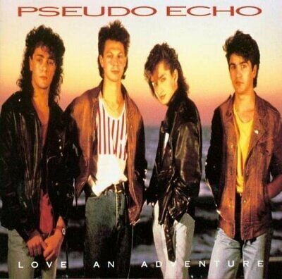 Pseudo Echo + CD + Love an adventure (1987)