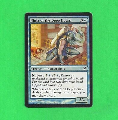 Ninja of the Deep Hours x4 Near Mint Normal English Magic Card Mystery Booster