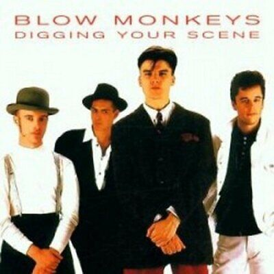Blow Monkeys + CD + Digging your scene (compilation, 18 tracks, 1984-90/2000)