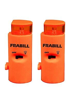 Frabill Arctic Fire Tip-Up Light ☆ New Factory Sealed ☆ For Low Light Fishing