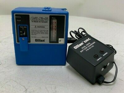 Sensidyne GILAIR-5 Air/ BASIC 800883 Sampling Pump WITH POWER SUPPLY