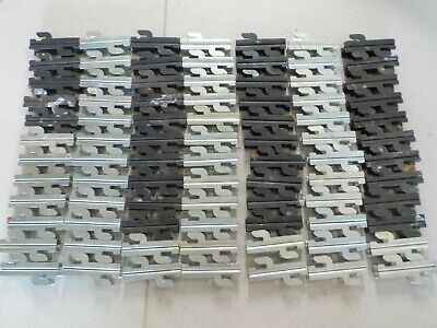 """(84pc) Knoll Cubicle """"Cactus"""" Dividend Office Furniture Bulk Lot -Wall Connector"""