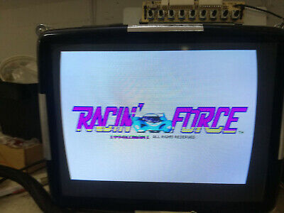 "Pcb Arcade Board  "" Racing Force ""  Originale """