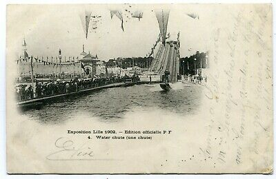 CPA - Carte Postale - France - Lille - Exposition Lille 1902 - Edition Officiell