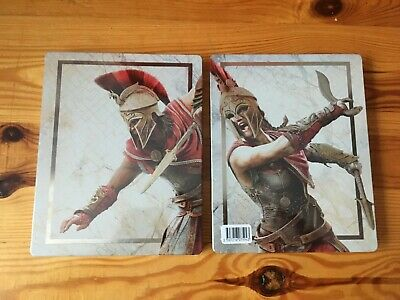 Assassin's Creed Odyssey Neuf Steelbook Steel Case G2 Pc Ps4 Xbox One Assassin's