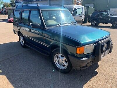 1998 LAND ROVER DISCOVERY 300TDI 50th YEAR ANNIVERSARY LIMITED EDITION RARE