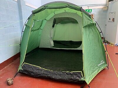 Freedom Trail Eskdale 8 Red Coded Fibreglass Replacement Camping Tent Pole Run