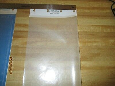 $90.00 for 50 STENCILS !!   50  KELSOM THERMAL MIMEOGRAPH or screen printing