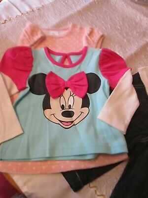 BNWT Baby Girl bundle age 3-6 months  Disney store and others