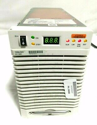 Lineage power Tyco 596B4 Galaxy Rectifier, Good Condition
