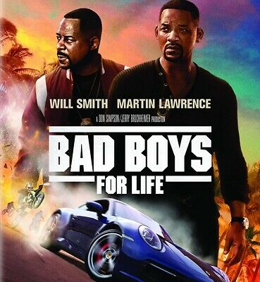 Bad Boys For Life Blu-ray Only, Please read