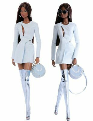 Integrity Toys 2018 Fashion Royalty Modernist Eugenia Perrin-Frost Doll NRFB
