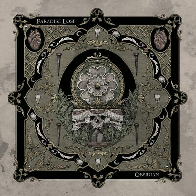 Paradise Lost - Obsidian Ltd. Digipak incl. 2 bonus tracks CD NEW (15TH MAY)