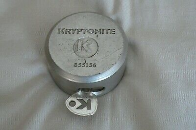 Kryptonite Vehicle Hasp And Shackle-Less Padlock Ref 855156