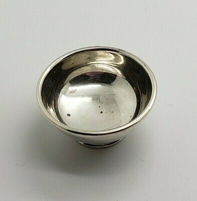 Antique William B Meyers Miniature Dollhouse Sterling Silver Revere Bowl ****