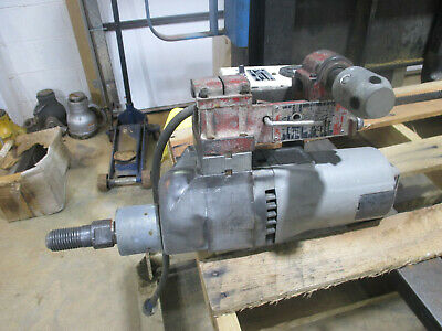 Milwaukee Dymodrill 2 speed Model 4095 with amp meter box