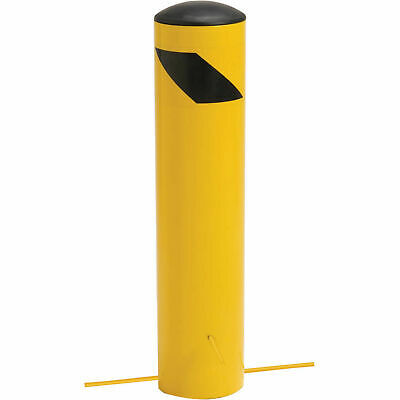 "Steel Bollard For Underground Installation, 24"" x 5-1/2"""