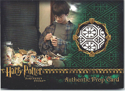 Harry Potter Sorcerer's Stone SS Prop Card Wizard Candy #194/538