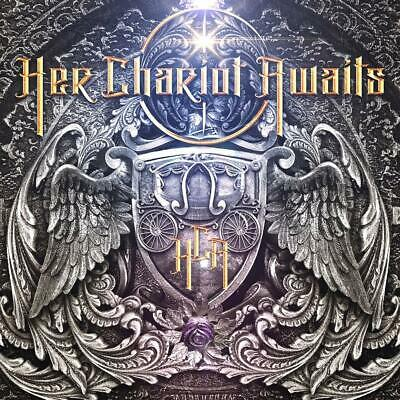 Her Chariot Awaits - Her Chariot Awaits Cd Album New Phd (22Nd May)