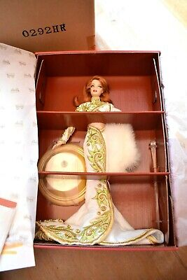 """Barbie Bob Mackie """"Radiant Redhead"""" NEW IN BOX with Shipping Box 55501"""