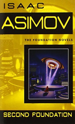 Asimov, Isaac-Second Foundation (US IMPORT) BOOK NEW