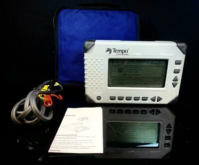 Tempo Communications Company TelScout TS90 TDR Cable Tester