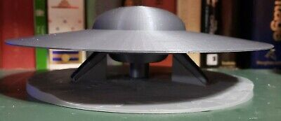 C-57D Flying Saucer/UFO (from Forbidden Planet) [On ET surface] - LARGE