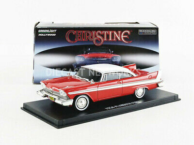 Greenlight Collectibles - 1/43 - Plymouth Fury Christine - Evil Version - 1958 -