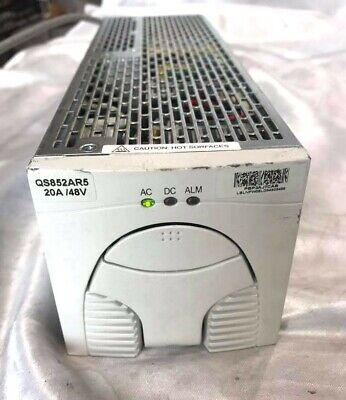 Lineage Power/Tyco QS852A R5 PBP3AJTCAB Power Supply 20A/48V, Great Condition