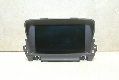 Bordcomputer Display CID Bildschirm Navi Navigation Opel Zafira C 95247248