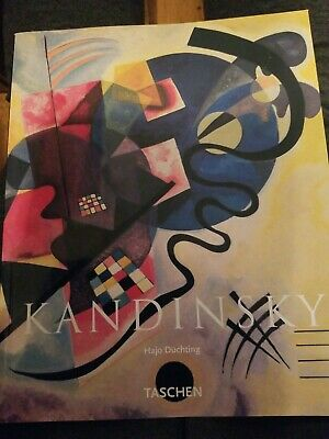 Yellow Red Blue 1925 Wassily Kandinsky Abstract Contemporary Print Poster 11x14