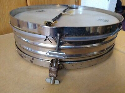 Antique Snare Drum Project Walberg Auge?