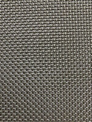 "Screen 8/""x8/"" Stainless Steel 316 Mesh #40 .010 Wire"