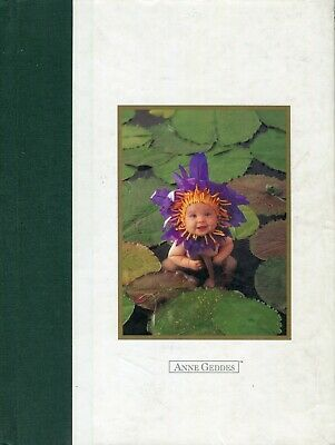 Anne Geddes Baby Photo Album - Hardcover - Never Used - Aust Seller