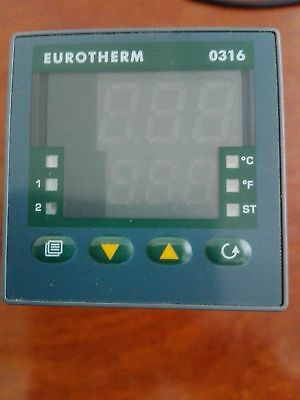 Eurotherm 0316 controller PID