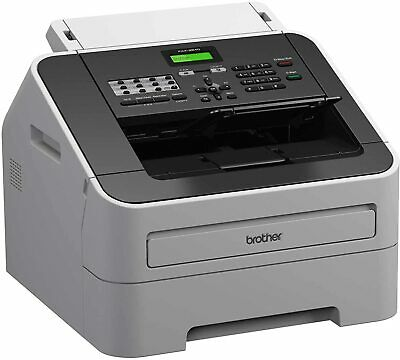 Brother FAX-2840 A4 High Spped Mono Laser Fax Printer Copier Office Home OPEN