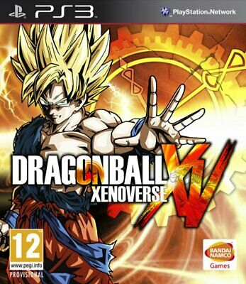 Dragon Ball Xenoverse, Ps3 (Playstation 3), Castellano, Store España (No Disco)