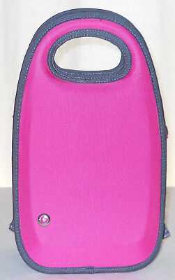 Munchkin Cool Bottle Bag, Pink Holds up to 4 Bottles