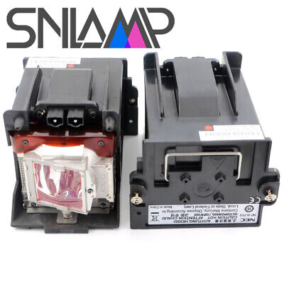 for NEC NC900C Projector Lamp Replacement Assembly with Genuine Original OEM Ushio NSH Bulb Inside IET Lamps